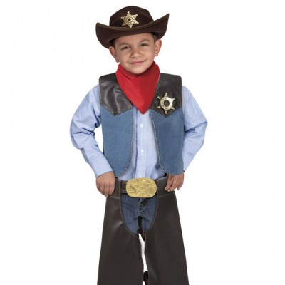 Costume: Cowboy/cowgirl