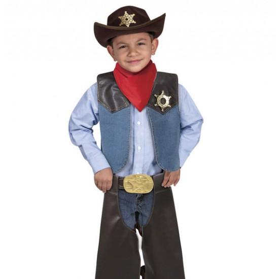 Costume: Cowboy/cowgirl