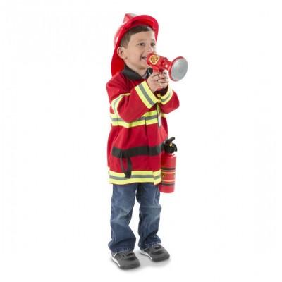 Costume: Pompier