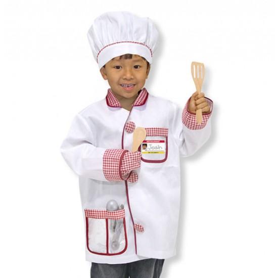 Costume: Chef cuisinier