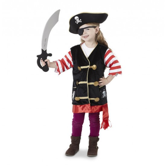 Costume: Pirate