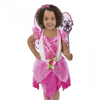 Costume: Fée des fleurs