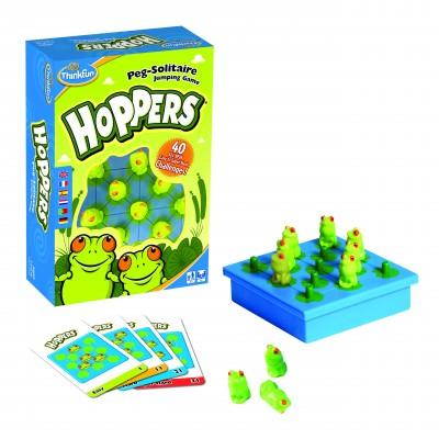Hoppers: Grenouilles sautantes