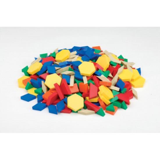 Pièces de mosaïques : 250 pcs.
