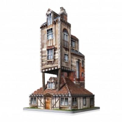 Casse-tête 3D: Harry Potter- Le terrier- la maison des Weasley