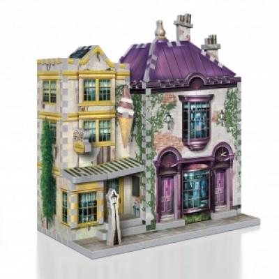 Casse-tête 3D: Harry Potter- Madame Guipure et glaces florian fortarôme