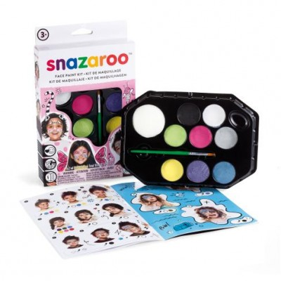 Ensemble de maquillage Snazaroo: Princesses /8
