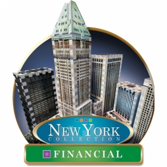 Casse-tête 3D: New York Financial