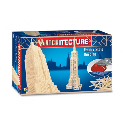 Matchitecture : Empire State Building