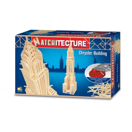 Matchitecture : Chrysler Building