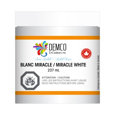 Blanc Miracle (Liquid White) - 237ml.