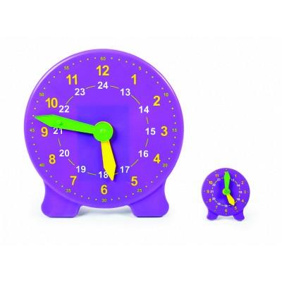 Horloge 24h : 10 cm