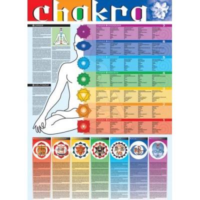 Affiche : Chakra