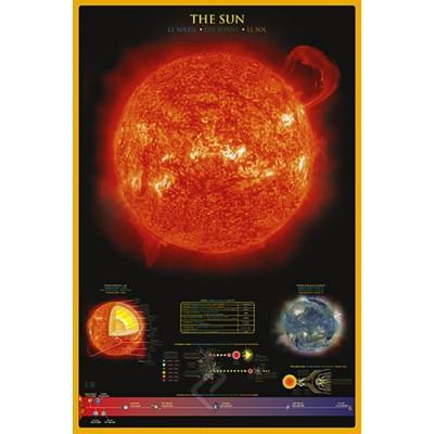 Affiche : Le Soleil
