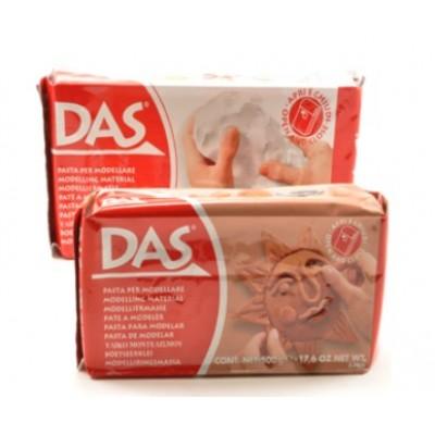 "Argile ""DAS"" Terracotta 500g"