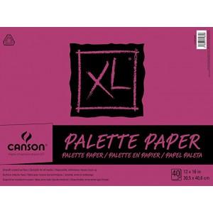 Papier Palette Canson XL - 40 pages 12x16''