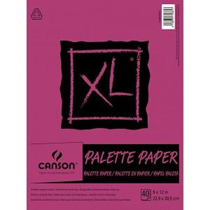 Papier Palette Canson XL - 40 pages 9x12