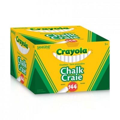 Craie à Tableau Crayola /144 Blanc