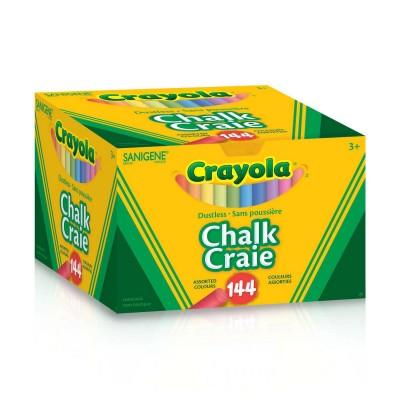 Craie à Tableau Crayola /144 Couleur Assortis