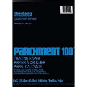 """Papier Calque Bienfang : 9x12"""""""