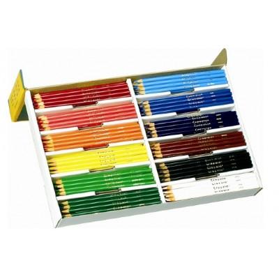 Crayons de Couleur en Bois Crayola : 240