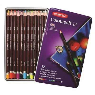 Crayons de Couleur Colorsoft : 12