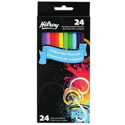 Crayon à Colorier Hilroy (24)
