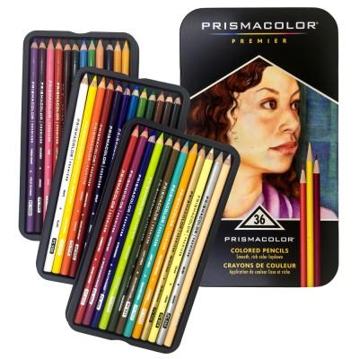 Ensemble Crayons Prismacolor Premier /36