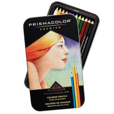 Ensemble Crayons Prismacolor Premier /12