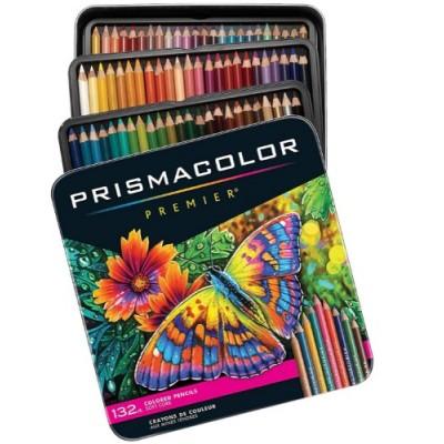 Ensemble Crayons Prismacolor Premier /132