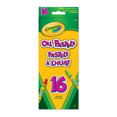 Pastel à l'huile Crayola/16