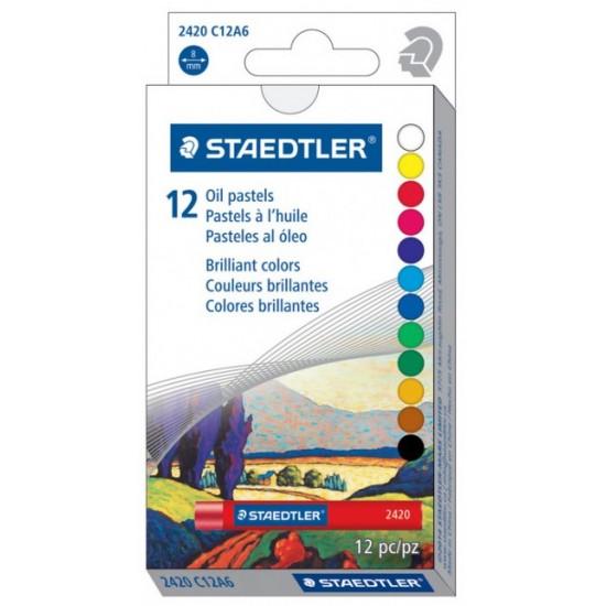 Pastel à l'Huile Staedtler/12