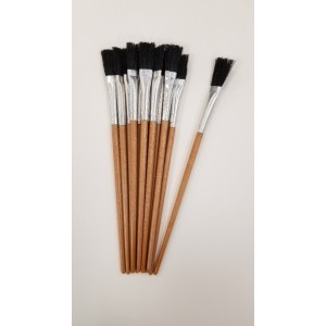 Pinceau Scolaire Demco #9034 - 12 pinceaux