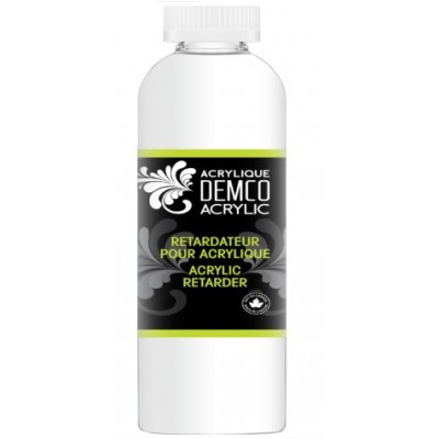 Retardateur pour Acrylique Demco: 237ml.