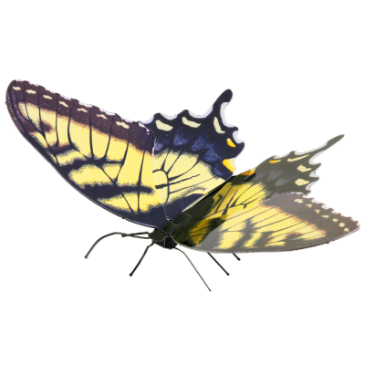 Metal Earth - Papillon Tigre Swallowtail