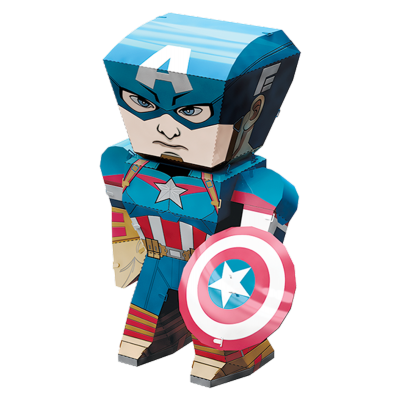 Metal Earth : Avengers Capitaine America