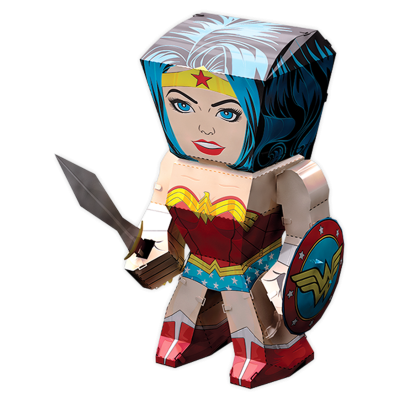 Metal Earth - Wonder Woman