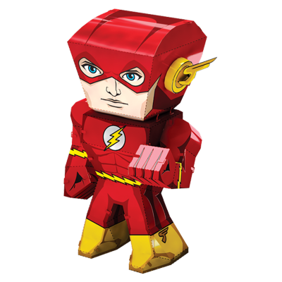 Metal Earth - The Flash