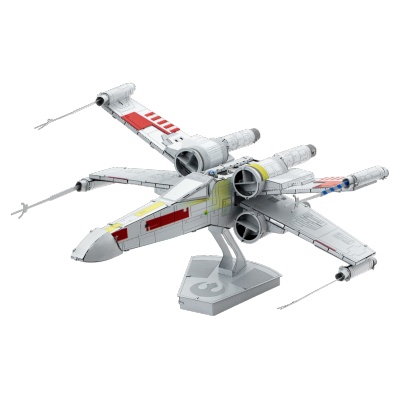 Iconx (Metal Earth) - Star Wars - S.W-X-Wing Starfighter
