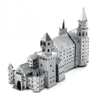 Metal Earth - Newchwanstein Castle