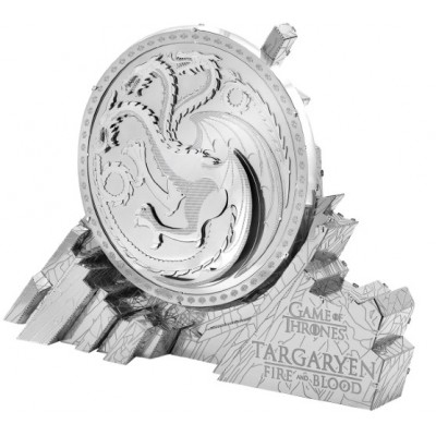 Iconx (Metal Earth) - Sigil Targaryen