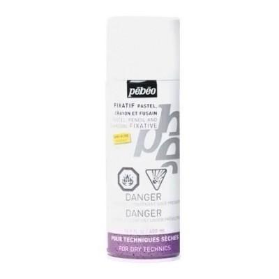 Fixatif pour Pastels en Aérosol Pébéo - 200ml