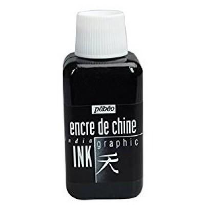 Encre de Chine Pébéo - 250ml