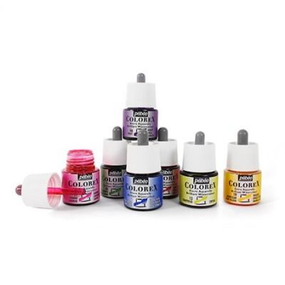 Encre Aquarelle Colorex Pébéo - 45ml