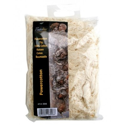 Coton Powertex 75gr: Naturel