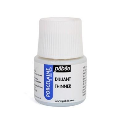 Médium Diluant Porcelaine 150 de Pébéo - 45ml