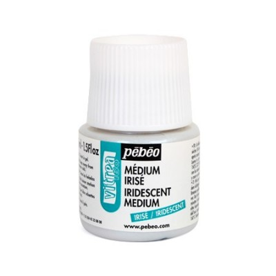Médium Irisé Vitréa160  de Pébéo - 45ml