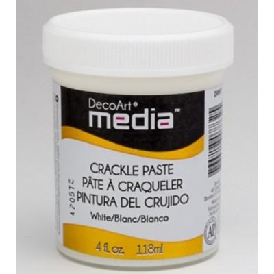 DécoArt Média: Pâte à Craqueler 118 ml