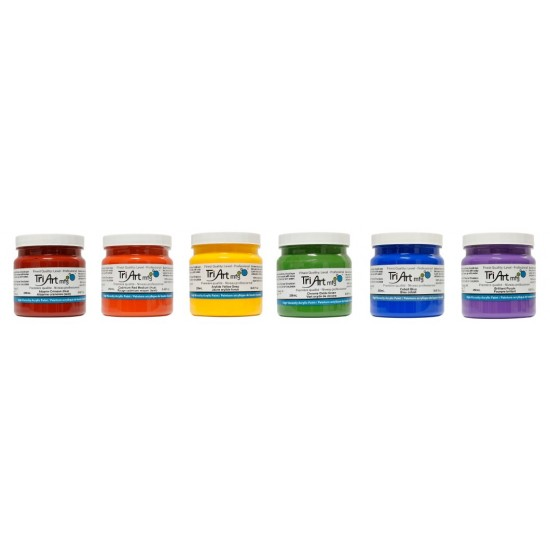 Acrylique Tri-Art Professionnelle 250 ml (Série 1)