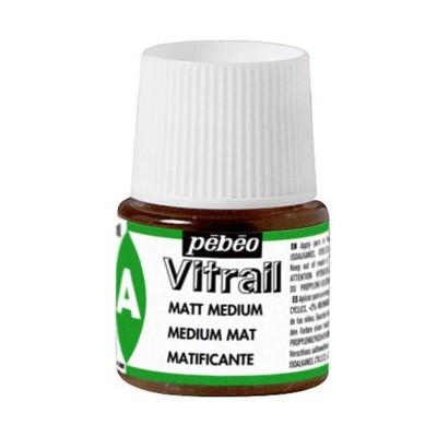 Médium Vitrail Mat Pébéo - 45ml